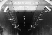 Metro Charles de Gaulle von Stephanie Wüstinger
