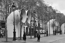 near Centre Pompidou von Stephanie Wüstinger