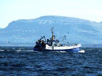 Donegal Trawler von John McCoubrey