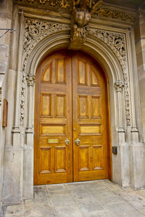 City Chambers Doors Dunfermline von Buster Brown Photography