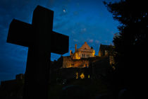 Stirling Castle Graveyard von Buster Brown Photography