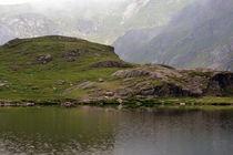 Balea Lake von Paul Iulian Gheorghe