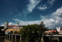Passau 1 von Stephanie Wüstinger