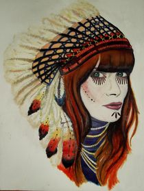 I wanna be an indian by laura seed