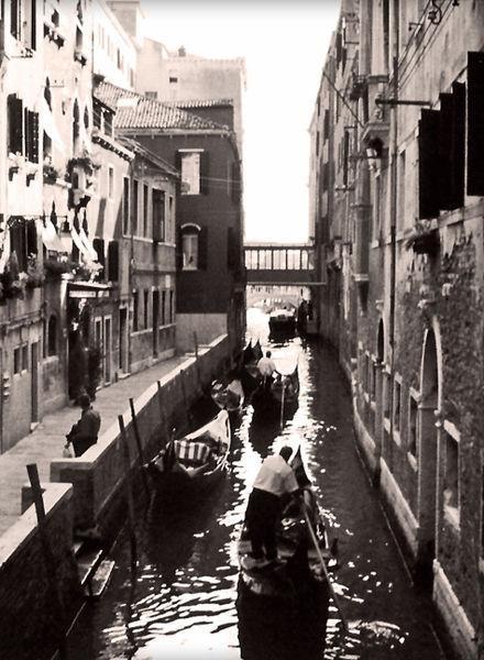 Venedig-ii-gondola