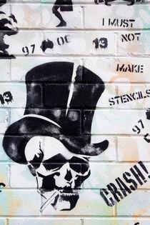 """I Must Not Make Stencils"""