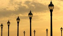 Streetlamps by Sergio Otero