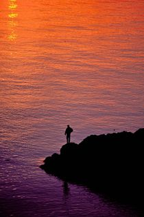 Sunset Watcher 205 von Patrick O'Leary