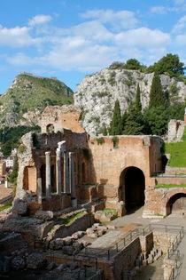 Sicilian Ruins von Bianca Baker