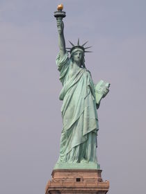 Statue of Liberty by Felipe Marazza