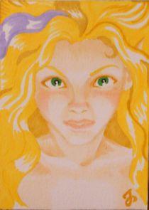 Sunshine fairy by streamfairy