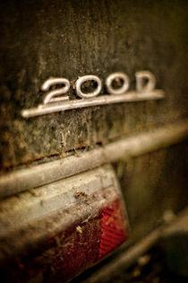 Oldtimer Mercedes Benz D 200 by Annette Sturm
