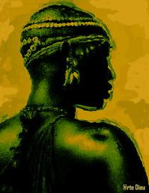 Native Girl by Assie Schell