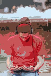 DJ. RED von © Ivonne Wentzler