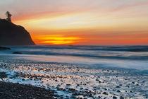 Ruby Beach and Abbey Point von Jon Mack