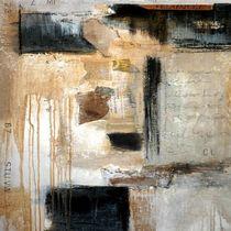 Abstrakt von Christine Lamade
