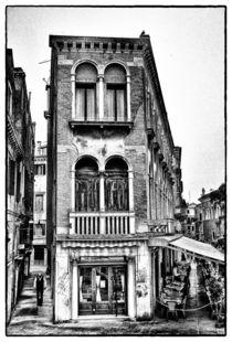 Venezianisches Restaurant von Matthias Töpfer
