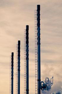 Smokestacks von Lars Hallstrom
