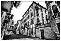Gasse in Venedig von Matthias Töpfer