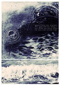 Ripples and Wave von Sybille Sterk
