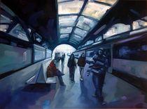 Münchner Bahnhof by Daniel Wimmer