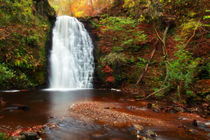 Falling Foss, North Yorkshire by Martin Williams
