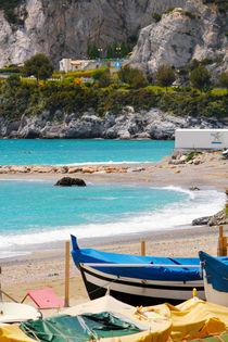 Mediterranean Coastline von Bianca Baker