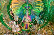 Carnaval Queen by Gordon Chesterman