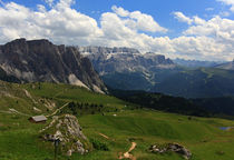 Alpenpanorama by Wolfgang Dufner