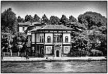 Venezianische Villa von Matthias Töpfer