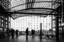Hauptbahnhof Berlin von Markus Hartmann