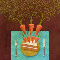 Carrot cake von Sergey Nikolaev