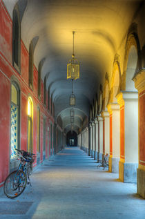 Munich - Hofgarten Arches by Martin Williams