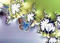 Botanical Flutters by sharon lisa clarke