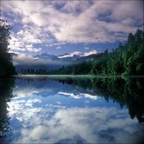Matheson Lake by Eugene Zhulkov
