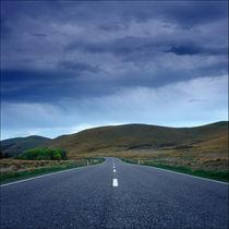 Road to Storm by Eugene Zhulkov
