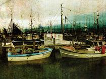 Stille ruht im Hafen... by florin