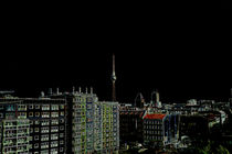 Skyline bei Nacht by claudias-art