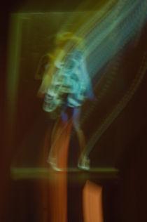 Lichtspuren/light lines by Ulrike Linn