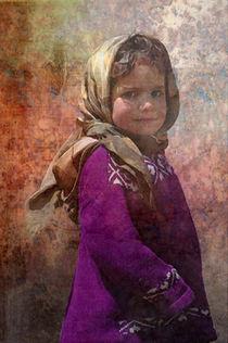 Arabisches Mädchen von Marie Luise Strohmenger