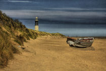 Spurn Point Lighthouse 2012 by martinhenry
