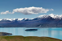 Lake Tekapo von Stas Kulesh