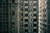 Building Works in Kowloon by Stas Kulesh