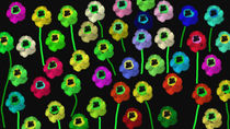 Summer Flowers by Sula Chance
