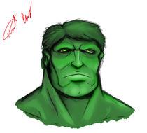 Hulkportrait