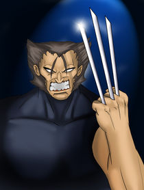 Wolverine by Robert Gonzalez