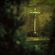 Crucifix by Eugene Zhulkov