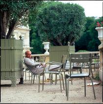 Jardin du Luxembourg von Eugene Zhulkov