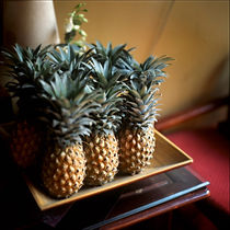 Pineapples von Eugene Zhulkov