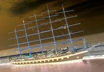 Surreal Yacht by Julian Raphael Prante